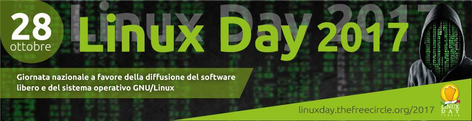 linux day 2017 palermo the freecircle